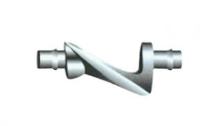 Fishtail-type-Blade